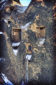 Peri Bacası - Cappadocia Turkey
