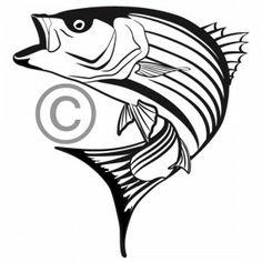 jumping bass fish clip art clipart panda free clipart images rh pinterest com