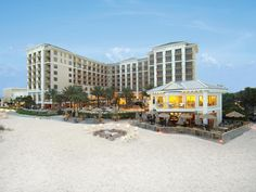 Sandpearl Resort, Clearwater Beach : Florida Resort : Condé Nast Traveler