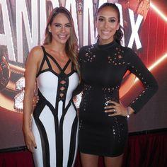 Joselyn Juncal y Cynthia Urias - Premios Bandamax 2016 Conferencia de Prensa