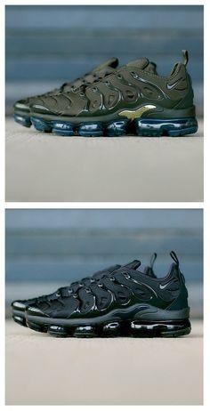 timeless design e980a f7dce Nike Air Vapormax Plus Turnschuhe Nike, Sneakers Mode, Nike Pantoffeln,  Turnschuhe Köpfe,