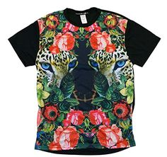 Kayden K Men's Sublimation T shirts Two loepard with flowers Small Kayden K http://www.amazon.com/dp/B00QPW2BQI/ref=cm_sw_r_pi_dp_Jc1gvb0CK5R1Q