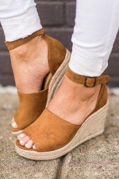 8c6535ca06db 23 Best Cute wedges shoes images