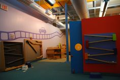 childrens museum exhibit | Make It Move Exhibit at the DuPage Childrens Museum 042