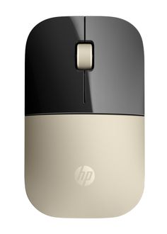 #Beige #Button #Electronics #Gold #HP #Material Break #Minimalist #mouse #Rounded