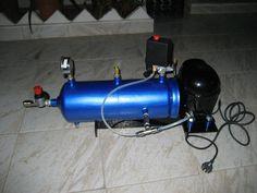 (2) como construir un Compresor de aire (te lo muestro xd) - Taringa!