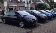 Renault Avantime (4x). Noord-Holland