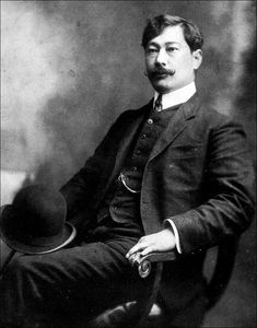 Fujishima Takeji (藤島 武二?, October 15, 1867 – March 19, 1943) was a Japanese painter,
