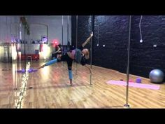 Conditioning for Pole Dance