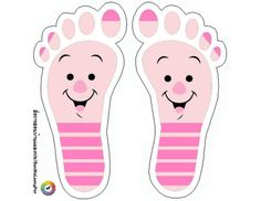 Childcare Activities, Images Disney, Footprint, Winnie The Pooh, Hello Kitty, Preschool, Prints, Fictional Characters, Games
