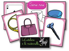 Série rose Montessori - images (LaCatalane) Maria Montessori, Reggio, Rose, Images, Activities, How To Plan, Education, School, Kids