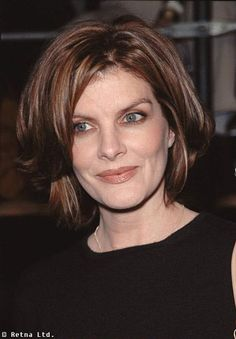 rene russo - never had short hair but this cut & color is pretty damn fabulous