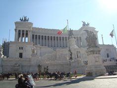 Best piazza at Rome! Piazza Venezia