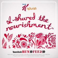 Introducing NEW Special K Nourish™ Hot Cereal and Nutrition Bars with less than 200 calories per serving. A unique multi-grain blend of superfoods like quinoa, oats, wheat and barley with essential vitamins and minerals that women just don't get enough of. Share the nourishment and take care of yourself from the inside out.