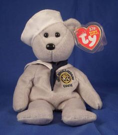 24972bdc6be Beanie Baby from Ty Rare Beanie Babies