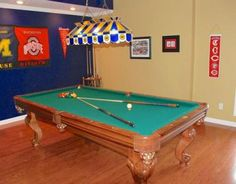 Everyone needs room for a pool table in their basements.