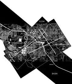 Raoul Bunschoten / CHORA, Four planning fields for Bucharest (1997)