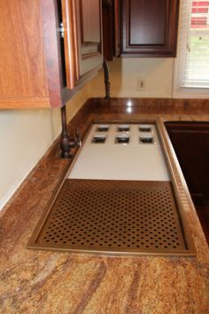 4-Foot Mini Galley Sink - Kitchen Sinks - Oklahoma City - The Galley ...