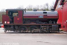 W G Bagnall Works No 2996 Victor No 403 – Preserved British Steam Locomotives Steam Art, Cardboard Model, Old Steam Train, Train Truck, Steam Railway, Railway Museum, British Rail, Rolling Stock, Steam Engine