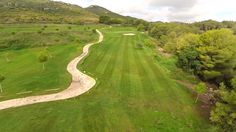 La Galiana Golf - Costa Blanca - Spain - One of Spain's finest golf courses +info: http://golf-hotspots.com/golf-break-specials/la-galiana-golf-valencia-costa-blanca-nord-spain/