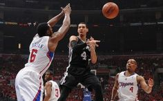 Spurs guard Danny Green leads the Spurs in plus-minus average.