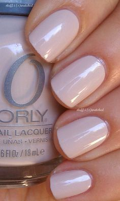 Orly - Pure Porcelain