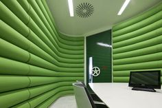 Google London Offices by PENSON