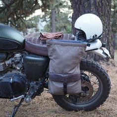 """Well packed. We're down to our last few Terrain Panniers in stock. We're building more as fast as we can but they won't be back in stock until after the…"""