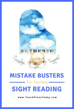 A Video That Will Turn Your Piano Students Into Sight Reading Superstars! #musiceducation