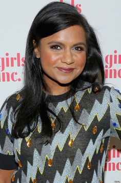 Mindy Kaling. Writer of some of my favorite Office episodes. Glamorous as hell. She's the Beyoncé Pad Thai to my Bjork Skyr Parfait.