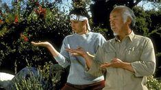 """YouTube erreichte einen riesigen Erfolg mit """"Cobra Kai"""". Die Serie erzählt die Geschichte der Kultfilmreihe """"Karate Kid"""" aus den 1980er Jahren weiter. Doch trotz der hohen Zugriffszahlen wollte YouTube Karate School, Karate Kid, Ralph Macchio, Michael Keaton, Orange Is The New Black, Miyagi, Robert Pattinson, Kung Fu, Hd Movies"""