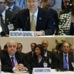 PBB Gagal Rundingkan Perdamaian Suriah
