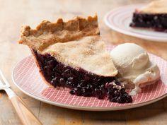 Huckleberry Pie from CookingChannelTV.com