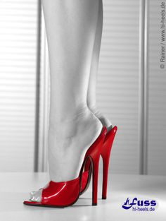 @ FUSS-Schuhe & Hi-Heels / Coburg / Germany  -  Shop-Link:  http://www.fuss-schuhe-shop.de -  rote Extrem-Lack-Leder-Mules mit lackiertem Empire-Absatz * FUSS - Made in Italy *  -  #Shoes #HighHeels #Heels #High_Heels #High-Heels #FussSchuhe #Fuss-Schuhe #Fuss_Schuhe #SexyShoes #Sexy-Shoes #Sexy_Shoes #SexySchuhe #Sexy-Schuhe #Sexy_Schuhe