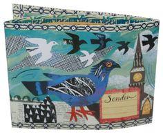 Mark Hearld Pigeon Post