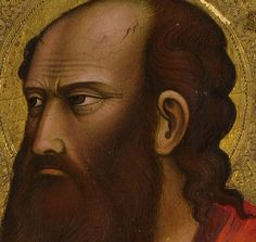 Niccolò di Pietro Gerini - Saint Paul - Right Main Tier Panel (Detail)