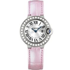 Ballon Bleu de Cartier Watch With Diamond
