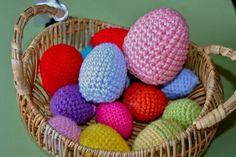 Crochet Easter Egg Tutorial