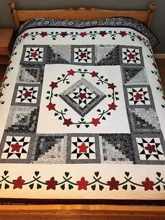 Ideas Quilting Designs For Blocks Patchwork For 2019 Sampler Quilts, Amish Quilts, Star Quilts, Colchas Quilting, Quilting Projects, Quilting Designs, Quilting Ideas, Log Cabin Quilt Pattern, Log Cabin Quilts