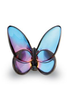 Baccarat Decorative Lucky Crystal Butterfly