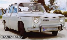dacia - 1100 Vintage Cars, Antique Cars, Cool Old Cars, Pre Production, Automobile Industry, S Car, Limousine, Hot Cars, Tractor