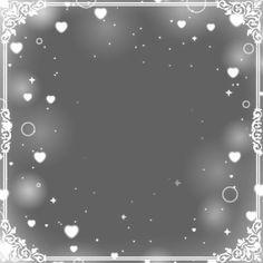 Simbolos Para Nicks, Overlays Picsart, Aesthetic Pastel Wallpaper, Scene Creator, Black Wallpaper, Kawaii, Templates, Painting, Caterpillar