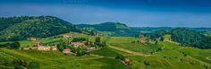Check out Panorama View at the country by ChristianThür Photography on Creative Market Austria, Golf Courses, Marketing, Mountains, Country, Creative, Check, Pictures, Photography