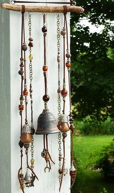 CARILLON/CHIME/WINDBELL/ mobile/homedecor/decoration 6 par DesignLA