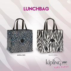 Lunchbag es la lonchera con más estilo, con ella podrás ser la más #chic del…