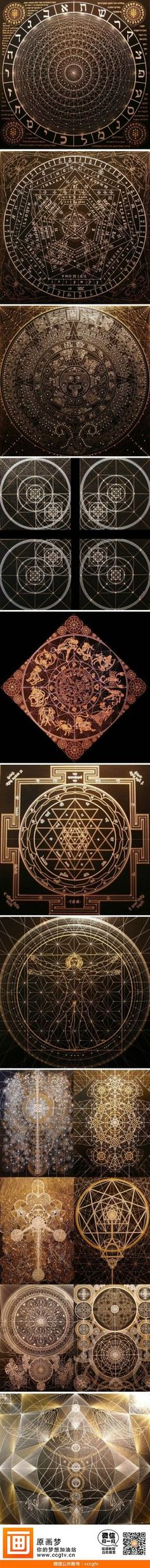 Divine Mathematics ~ Sacred Geometry