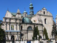 Kościoły w Polsce: KOLEGIATA W JAROSŁAWIU