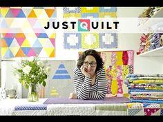 Just Quilt EP#01 - O que você REALMENTE precisa para fazer quilts!  [ENG...