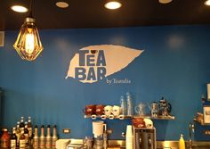 We LOVE our tea bar. Do you know of any other auto shops with a tea bar?