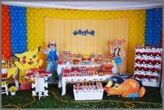festa provençal pokémon infantil